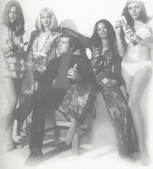 Ο Ελλην Χιου Χέφνερ, 1968