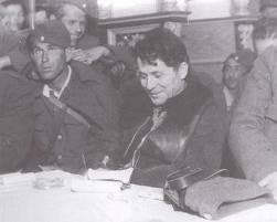 Ο Νίκος Ζαχαριάδης στο 2ο Συνέδριο του NOF.