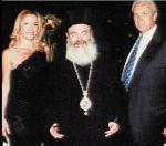 Χριστόδουλος + Μαριάννα Λάτση + Νίκος Κούρκουλος + Δημήτρης Κοντομηνάς στο Εκάλη Club (Ecali Club)