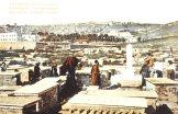 Το εβραϊκό νεκροταφείο της Θεσσαλονίκης Καρτ-ποστάλ του τέλους του 19ου αιώνα.