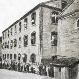 Πρώτη δεκαετία 20ού αιώνα: Θεσσαλονίκη - Καπνεργοστάσιο Μονοπωλίου Οθωμανικού Καπνού Rejie.