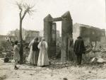 Θεσσαλονίκη Πυρκαγιά του 1917, τα ερείπια