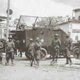 Στρατιώτες και αύρες της εποχής: Η πόλη στρατοκρατείται και αστυνομοκρατείται: 10/05/1936: Θεσσαλονίκη, Απεργία Καπνεργατών.