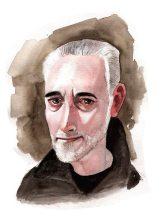 Σκίτσο του Θανάση Πέτρου.