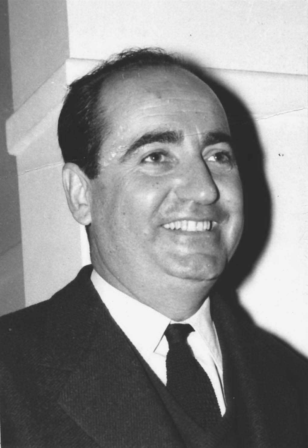 Ο Κωνσταντίνος Μητσοτάκης τη δεκαετία του 1960.
