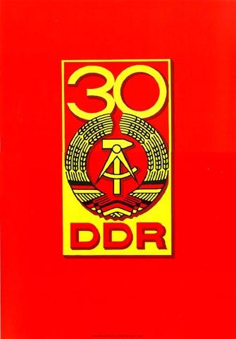 [Λαϊκή Δημοκρατία της Γερμανίας ΛΔΓ DDR] - 30 χρόνια DDR