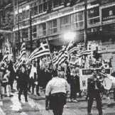 1998-01-30 - Ιμια Πορεία με ταμπούρλα Χρυσοί Αετοί - ΑΝΤΕΠΙΘΕΣΗ, Α.Τ. 02, 03-1999, σελ. 03