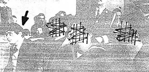Πενταμελές Εφετείο. Στο εδώλιο, 27/11/1978.