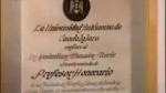 Κωνσταντίνος Πλεύρης, Διδακτορικό Πτυχίο επί Καθηγεσίας, Πανεπιστήμιο της Γκουανταλαχάρα, 1993