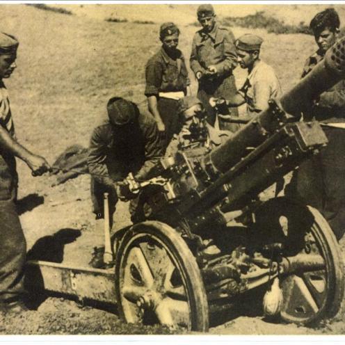 1949-xx-xx - ΔΣΕ Εμφύλιος Πόλεμος-03 - Αρχειολόγιο ΑΣΚΙ - Ν. Μάργαρης 00087