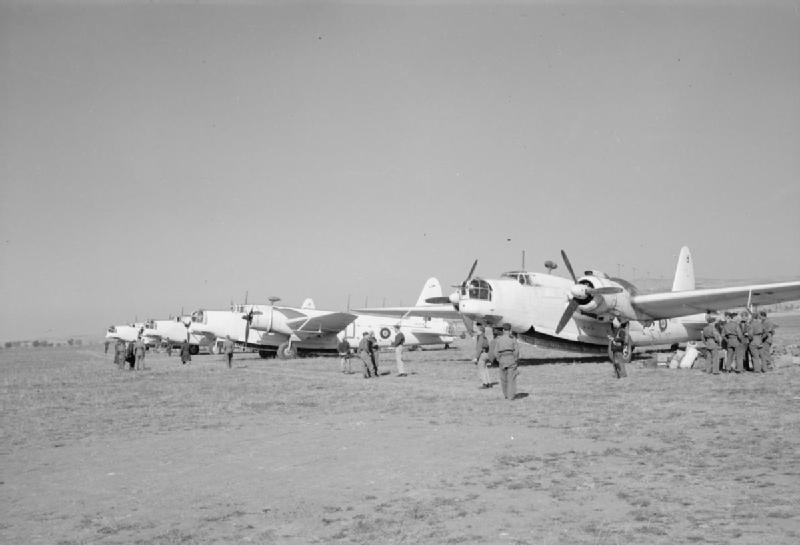 No. 221 Squadron RAF
