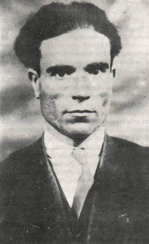 Γιάννης Ιωαννίδης νεαρός