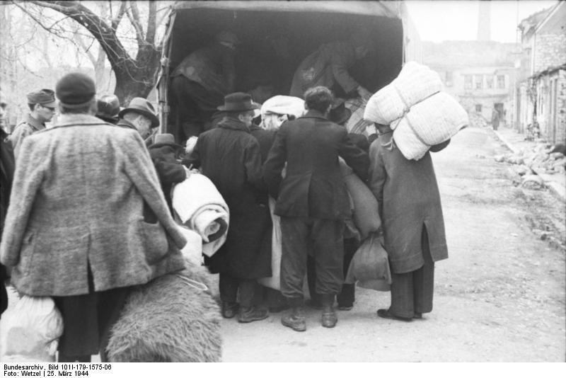 1944-03-25-Ιωάννινα – Πογκρόμ Εβραίοι-18 - Ioannina, Deportation von Juden