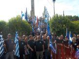 Μελιγαλάς, 2013: Ο Ρουπακιάς + Κασιδιάρης + Παππάς + τάγμα εφόδου Νίκαιας υπό τον πυρηνάρχη Πατέλη