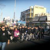 2013-xx-xx - Ο Ρουπακιάς + Τάγμα Εφόδου με πολιτικά + στολές παραλλαγής μοιράζουν φυλλάδια - 27
