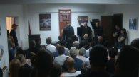 Γραφεία Χρυσής Αυγής - Ορκωμοσία νέων μελών, Ναζιστικοί χαιρετισμοί παρουσία Μιχαλολιάκου, Γερμενή, Μάστορα, 2011