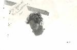 1945-06-xx – Αρης Βελουχιώτης – Το κομμένο κεφάλι του σε φανοστάτη των Τρικάλων – Με επιγραφή Ο αρχιδήμιος του ελληνικού λαού –foto2.jpg