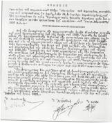 1939-06-08 - Φυλακές Κέρκυρας - Αρης Βελουχιώτης - Δήλωση μετανοίας - dhlvsh-beloyxivth