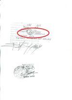 """Το ψευδεπίγραφο """"Νέο Καταστατικό"""" φέρει την υπογραφή του Ευστάθιου Μπούκουρα, που -κατά τ' άλλα- «δεν είναι μέλος»"""