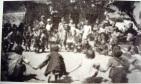 Παιδικός σταθμός Καρπενησίου - H EΠΟΝίτισσα Αλέκα Μυριαλλή μαθαίνει παιχνίδια στα αετόπουλα