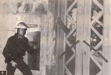 1984-12-04+05 - Επίσκεψη Λεπέν Κάραβελ - Συγκρούσεις με ΜΑΤ-09 - Εξάρχεια - exarxia