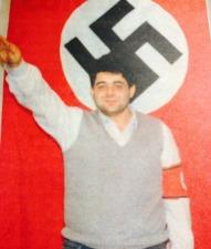 Νίκος Μιχαλολιάκος σε ναζιστικό χαιρετισμό - ssw7