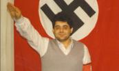 Νίκος Μιχαλολιάκος σε ναζιστικό χαιρετισμό - Screen-Shot-2014-06-23-at-9.14.07-AM