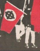 1998, πορεία Χρυσής Αυγής για τα Ιμια με νεοναζί Skinhead Oi με κελτικούς σταυρούς.