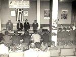 Αρχές δεκαετίας του 1970, το 1ο συνέδριο της ΕΣΕΣΙ στην Ιταλία.