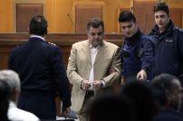 Κορυδαλλός, 20/04/2015: Δίκη ΧΑ - Ο δολοφόνος του Παύλου Φύσσα, Γιώργος Ρουπακιάς.