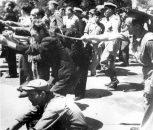 1942-07-11-Θεσσαλονίκη Πλατεία Ελευθερίας Εβραίοι σε γυμνάσια-13