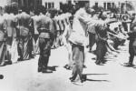 1942-07-11-Θεσσαλονίκη Πλατεία Ελευθερίας Εβραίοι σε γυμνάσια-15 – 1389.5 HolocaustI
