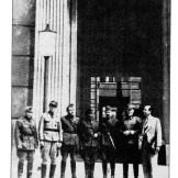 1944-07-01 - Βιέννη - Παναγιώτης Δαδούλης + Μιχάλαγας + Κισά Μπατζάκ + Αθανάσιος Καπνόπουλος + Τρεις Ναζί
