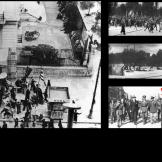 1944-12-03 - Αθήνα Δεκεμβριανά - Περίβολος Αστυνομικής Διεύθυνσης Αθηνών απέναντι από Μεγάλη Βρετανία - Ακροβολισμένοι σκοπευτές - 31-fantasma8