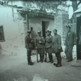1944-xx-xx - Χωροφύλακες + Τάγματα Ασφαλείας Γερμανοτσολιάδες - Ανδρες των Ταγμάτων Ασφαλείας