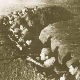 1944-xx-xx - Δυτική Μακεδονία - Τάγματα Ασφαλείας + Μέλη Οχράνα σε χαράκωμα - ohranites