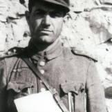 1944-xx-xx-Κοντοστάνος Γεώργιος, Λοχαγός Διοικητής Ελληνικό Σώμα Εθελοντών Κορίνθου Διάσημος γερμανόφιλος ταγματασφαλίτης