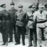 1944-xx-xx - Κουρκουλάκος + Γερμανοί + Ταγματασφαλήτες αξιωματικοί