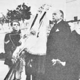 Πλατεία Συντάγματος, Ιωάννης Ράλλης, Σχης Πλυτζανόπουλος, 1944