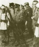 Τάγματα Ασφαλείας, Γερμανοί αξιωματικοί, Βάλτερ Σιμάνα