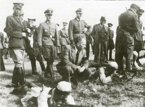 Τάγματα Ασφαλείας + Γερμανοί αξιωματικοί + Σιμάνα σε κοινές ασκήσεις