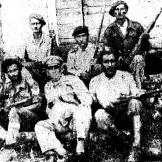 Εθνικό Σώμα Αιτωλοακαρνάνων με αρχηγό κάποιον Παπαγεωργίου