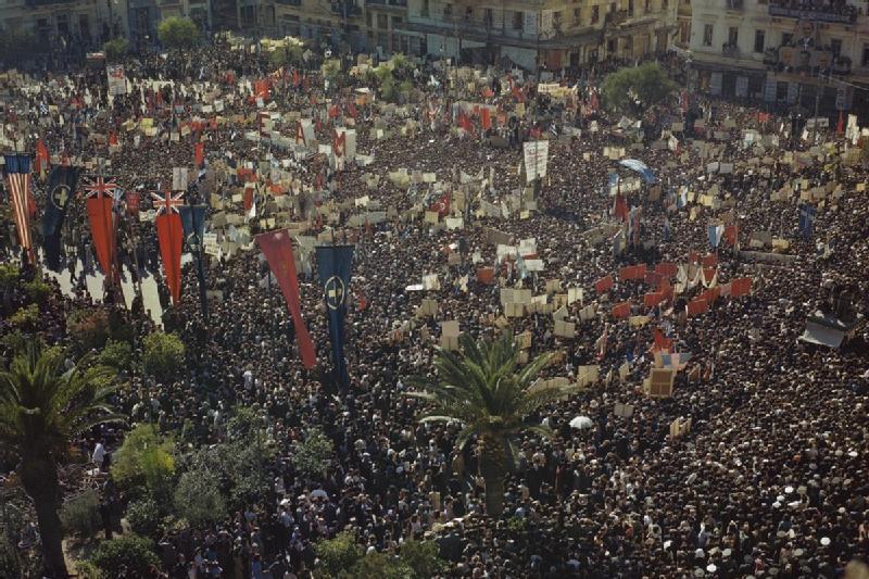 1944-10-18-Αθήνα Σύνταγμα - Tanner - Ομιλία Γεώργιος Παπανδρέου-05