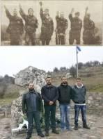 Βλασένιτσα, 1995, Χρυσαυγίτες Ελληνες εθελοντές στη σφαγή της Σρεμπρένιτσα - Μπέλμπας Απόστολος + Μαυρογιαννάκης Μιχάλης + Σωκράτης Κουσουμβρής + Κώστας + 2 άλλοι