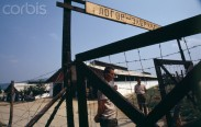 14 Aug 1992, Manjaca, Bosnia and Herzegovina --- Manjaca detention camp --- Image by © Antoine Gyori/Sygma/Corbis