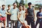 1992-08-xx - Trnopolje concentration camp Another View - Στρατόπεδα συγκέντρωσης μουσουλμάνων - trnopolje-concentration-camp-civilians-bosnian-genocide1