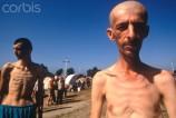 23 Aug 1992, Trnopolje, Bosnia, Yugoslavia --- Balkan War - Blood and Honey --- Image by © Ron Haviv/VII/Corbis