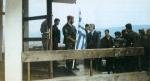 1995-04-xx – Πάλε – Πρόεδρος Σερβοβοσνιακής Βουλής Κράιζνικ – Ο Ράντοβαν Κάρατζιτς παρασημοφορεί Ελληνες εθελοντές – Ζαβιτσιάνος Δημήτρης + Zvonko + πολλοί άλλοι Ελληνες εθελοντές + Σερβοβόσνιοι επίσημοι μεσημαίες