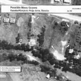 Σε αυτό το σημείο της Βοσνίας, στην περιοχή Nova Kasaba της Σρεμπρένιτσα, όπου ανακαλύπτονται ακόμα μαζικοί τάφοι, βρέθηκαν μαζί με τον διοικητή τους Ζβόνκο Μπάγιαγκιτς, και τραβούσαν φωτογραφίες οι Ελληνες εθελοντές, ακριβώς εκείνες τις ώρες της 13ης Ιουλίου 1995.