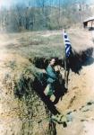 1995-xx-xx – Βοσνία – Βλασένιτσα – Νικολαΐδης Νίκος σεχαράκωμα